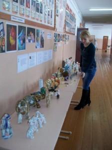Выставка к занятию по внеурочной деятельности. Слон-шахматная фигура и символ