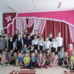 ВЫступление в детском саде  Звёздочка