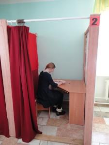 17.03 мероприятие на избирательном участке по Дню молодого избирателя
