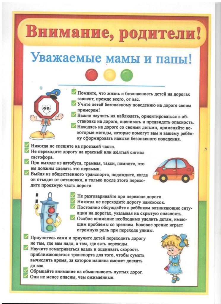 Scan ПДД для родителей